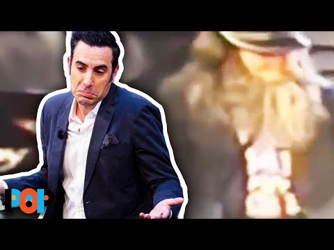 California Gun Shop CATCHES Sacha Baron Cohen In Disguise