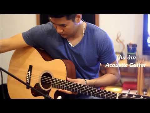 Tạ Quang Thắng & Album Một Tôi Rất Mới – Studio Session 2 : Acoustic Guitar