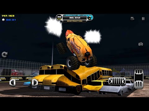 Monster Truck Destruction Trailer Googleplay And Appstore