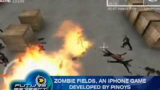 Zombie Fields HD YouTube video