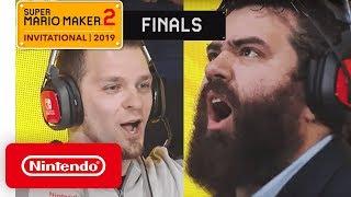 Video Super Mario Maker 2 Invitational 2019 Finals MP3, 3GP, MP4, WEBM, AVI, FLV Juni 2019