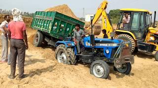 Sonalika tractor fail in the field