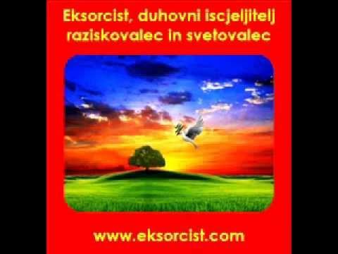 Pogovorna oddaja z eksorcistom, duhovnim iscjeljiteljem, raziskovalcem in svetovalcem