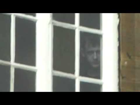 Video: Ghost Face in Window | Ghost Radio