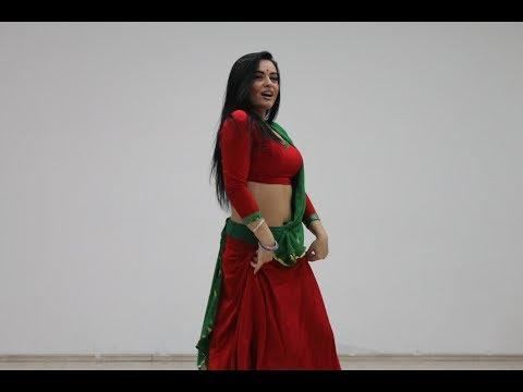 Daiya Daiya Re / Dance group lakshmi / Indian evening / International Black Sea University
