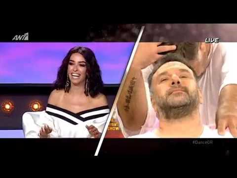 Οι... μπαλαρίνες Αρναούτογλου και Σταρόβας δοξάστηκαν στο show χορού!