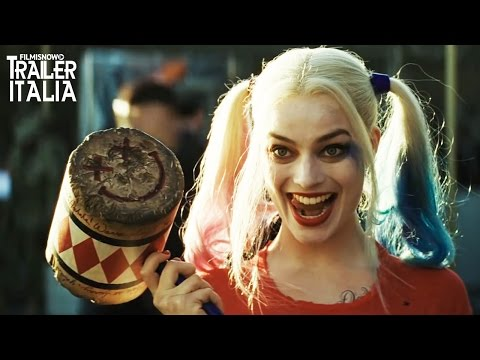 suicide squad - un action movie da paura!