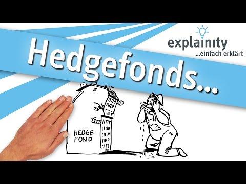 Hedgefonds einfach erklärt