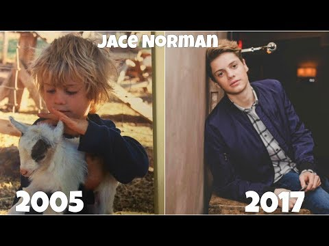 Jace Norman From 1 to 18 Then and Now