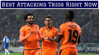 Video 7 Best Attacking Trios Right Now MP3, 3GP, MP4, WEBM, AVI, FLV November 2018