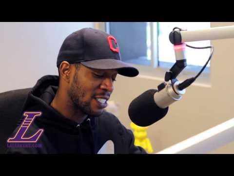Kid Cudi speaks on collaborating with Kendrick Lamar [L.A. Leakers]