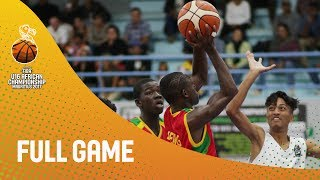 Watch Mauritius v Mali at the FIBA U16 African Championship 2017. ▻▻ Subscribe: http://fiba.com/subYT Click here for more:...