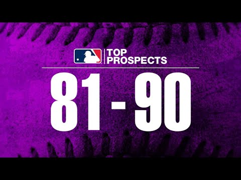 Video: MLB Pipeline's Top 100 Prospects: 90-81