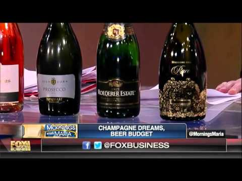 Best sparkling wines to celebrate NYE