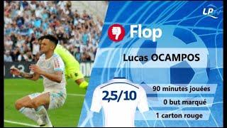 Les Tops et les Flops après le match nul de l'OM face à Angers (1-1).
