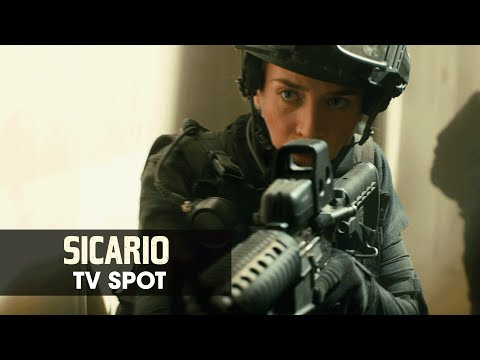 Sicario (TV Spot 'Land of Wars')