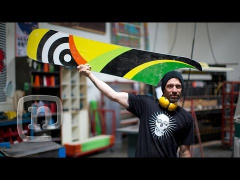 Thursday - Signal Snowboards drops into high fashion this month on Every Third Thursday. Series host Dave Lee and the Signal factory crew team up with The Fashion Insti...