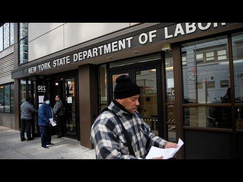 Έκρηξη της ανεργίας στις ΗΠΑ: Πάνω από 6 εκατομμύρια αιτήσεις για επίδομα…