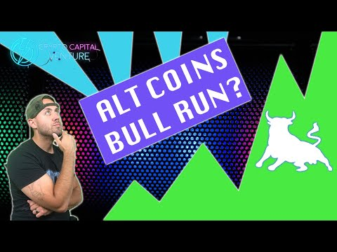 Cryptocurrency Alt Coins Bull Run Coming? Cardano vs. Litecoin (видео)