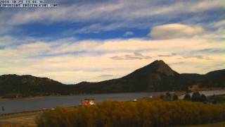2014-10-23 - Estes Park Fairgrounds East Time-Lapse
