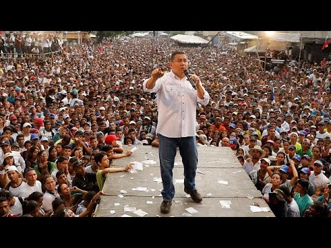 Venezuela vor der Präsidentenwahl: