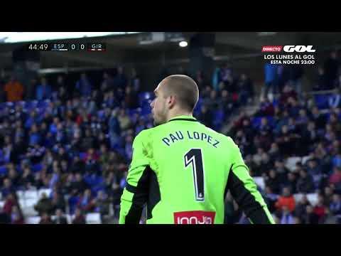 Espanyol 0-1 Girona Highlights 12/12/2017