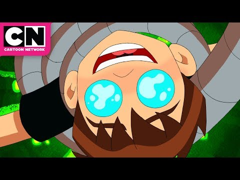 Ben 10 | Ben fights the Fogg | Cartoon Network