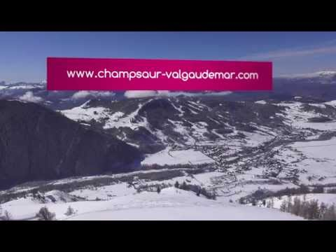 Zimné Champsaur