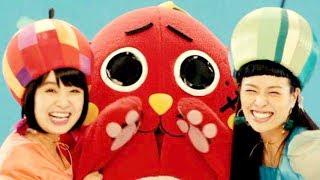 チャラン・ポ・ランタン出演『りんごはスター』MV/江崎グリコ「朝食りんごヨーグルト」WEB動画