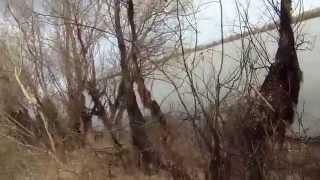Рыбалка в Астрахани весной с берега.