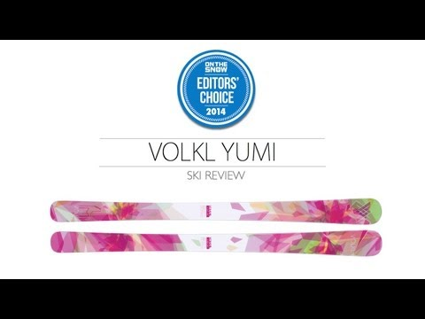 2014 Volkl Yumi Ski Review - Women's Frontside Editors' Choice