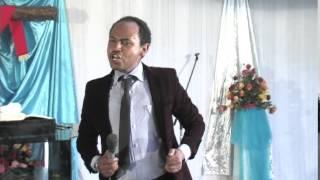 Pastor Henok, Zemari Biniyam And Bethelhem In Gofa Medhanialem Church Part 3