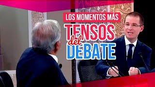 Video Los momentos más tensos del 3er debate | Destino 2018 MP3, 3GP, MP4, WEBM, AVI, FLV Agustus 2018