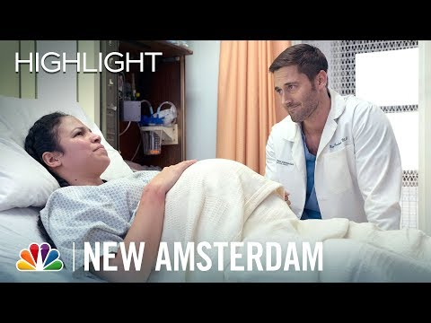 Max Always Finds a Way - New Amsterdam (Episode Highlight)