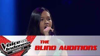 "Video Keisha ""The Prayer"" | The Blind Auditions | The Voice Kids Indonesia Season 2 GTV 2017 MP3, 3GP, MP4, WEBM, AVI, FLV Juli 2018"