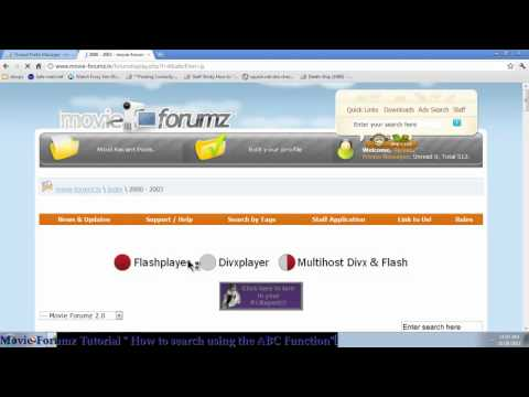 Movie-Forumz Tutorial How to use ABC Search.mp4