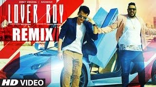 Lover Boy Remix