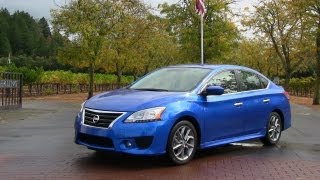 2013 Nissan Sentra 0-60 MPH First Drive&Review