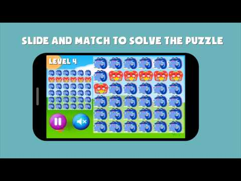 Video of Puzzle Monsters