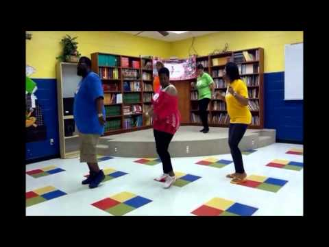 ZYDECO BOUNCE LINE DANCE – INSTRUCTIONS