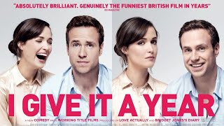 Nonton Review  I Give It A Year  2013    Amy Mclean Film Subtitle Indonesia Streaming Movie Download