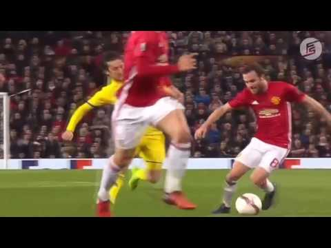 Manchester United vs Rostov 1-0 (agg 2-1) - Highlights & Goals EUROPA LEAGUE
