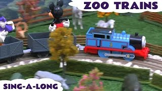 Zoo Trains