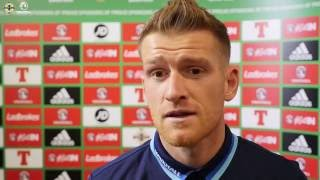 Captain Steven Davis shares on the World Cup Qualifier against San Marino & why the National Football Stadium at Windsor Park ...