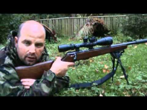 Rabbit Hunting / Shooting Guide with Tips and Secrets