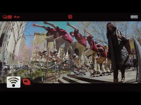 GoPro   New York City... A Day in the Life with Ryan Sheckler | Video