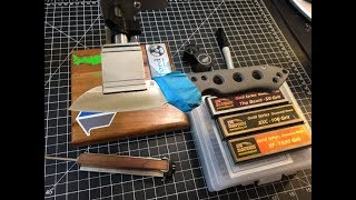 Just some random sharpening stuff with close-ups. For KME How-To be sure to check out KnifeKrazyhttps://www.youtube.com/watch?v=VAAzpKAEUFsCheck out our official store! https://www.etsy.com/shop/birdshotiv?ref=hdr_shop_menuOn Instagram?https://www.instagram.com/birdshot_iv/