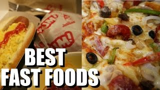 Fast Food in the Philippines: I try the best ones! GREENWICH, JOLLIBEE, MANG INASAL, GOLDILOCKS! full download video download mp3 download music download