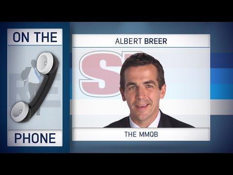 MMQB's Albert Breer Talks Steelers, OBJ, Kyler, Rosen & More w/Rich Eisen | Full Interview |3/14/19