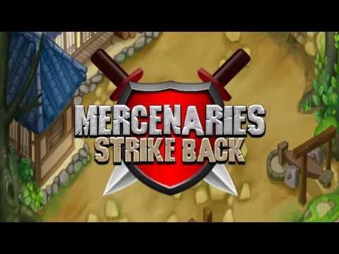 Video of Mercenaries Strike Back